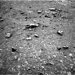 Nasa's Mars rover Curiosity acquired this image using its Left Navigation Camera on Sol 2034, at drive 2772, site number 69
