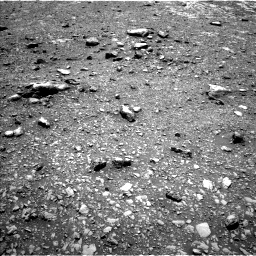 Nasa's Mars rover Curiosity acquired this image using its Left Navigation Camera on Sol 2034, at drive 2778, site number 69