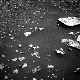 Nasa's Mars rover Curiosity acquired this image using its Right Navigation Camera on Sol 2034, at drive 2892, site number 69