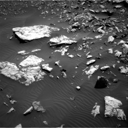 Nasa's Mars rover Curiosity acquired this image using its Right Navigation Camera on Sol 2034, at drive 2904, site number 69