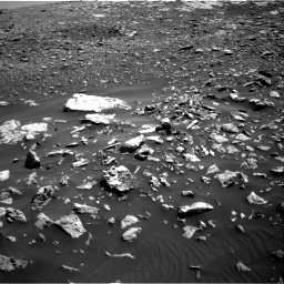 Nasa's Mars rover Curiosity acquired this image using its Right Navigation Camera on Sol 2034, at drive 2940, site number 69