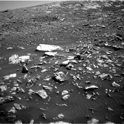 Nasa's Mars rover Curiosity acquired this image using its Right Navigation Camera on Sol 2034, at drive 2952, site number 69