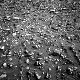 Nasa's Mars rover Curiosity acquired this image using its Left Navigation Camera on Sol 2036, at drive 96, site number 70