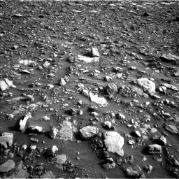 Nasa's Mars rover Curiosity acquired this image using its Left Navigation Camera on Sol 2036, at drive 138, site number 70
