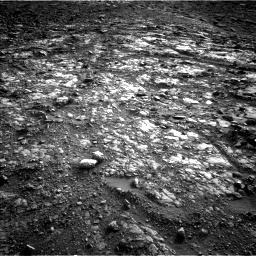 Nasa's Mars rover Curiosity acquired this image using its Left Navigation Camera on Sol 2036, at drive 222, site number 70