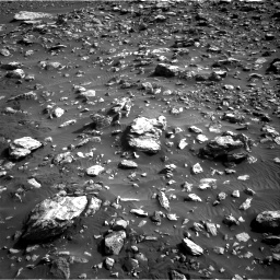 Nasa's Mars rover Curiosity acquired this image using its Right Navigation Camera on Sol 2036, at drive 30, site number 70