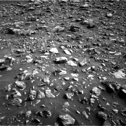 Nasa's Mars rover Curiosity acquired this image using its Right Navigation Camera on Sol 2036, at drive 42, site number 70