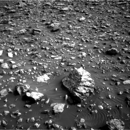 Nasa's Mars rover Curiosity acquired this image using its Right Navigation Camera on Sol 2036, at drive 54, site number 70