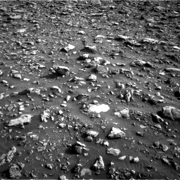 Nasa's Mars rover Curiosity acquired this image using its Right Navigation Camera on Sol 2036, at drive 72, site number 70