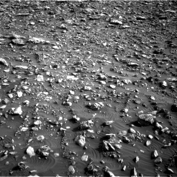 Nasa's Mars rover Curiosity acquired this image using its Right Navigation Camera on Sol 2036, at drive 90, site number 70
