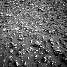 Nasa's Mars rover Curiosity acquired this image using its Right Navigation Camera on Sol 2036, at drive 96, site number 70