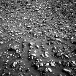 Nasa's Mars rover Curiosity acquired this image using its Right Navigation Camera on Sol 2036, at drive 102, site number 70