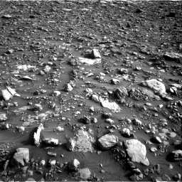 Nasa's Mars rover Curiosity acquired this image using its Right Navigation Camera on Sol 2036, at drive 132, site number 70