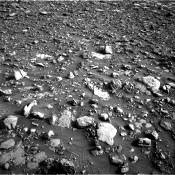 Nasa's Mars rover Curiosity acquired this image using its Right Navigation Camera on Sol 2036, at drive 144, site number 70