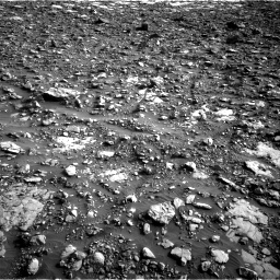 Nasa's Mars rover Curiosity acquired this image using its Right Navigation Camera on Sol 2036, at drive 162, site number 70