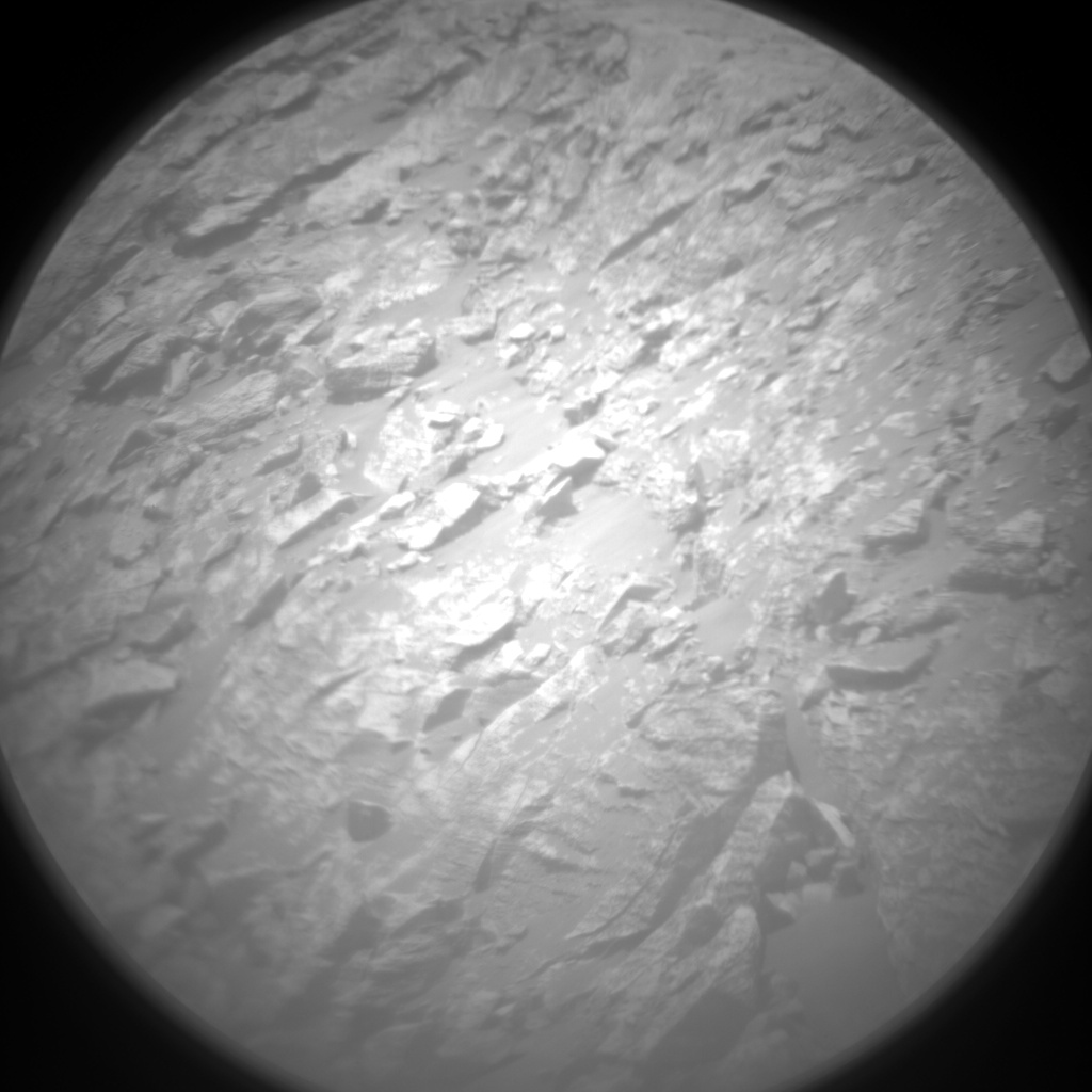 Nasa's Mars rover Curiosity acquired this image using its Chemistry & Camera (ChemCam) on Sol 2039, at drive 240, site number 70