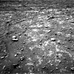 Nasa's Mars rover Curiosity acquired this image using its Left Navigation Camera on Sol 2039, at drive 486, site number 70