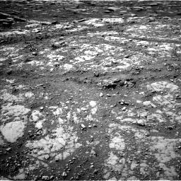 Nasa's Mars rover Curiosity acquired this image using its Left Navigation Camera on Sol 2039, at drive 522, site number 70