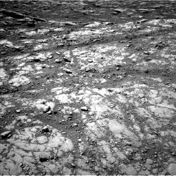 Nasa's Mars rover Curiosity acquired this image using its Left Navigation Camera on Sol 2039, at drive 540, site number 70