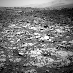 Nasa's Mars rover Curiosity acquired this image using its Right Navigation Camera on Sol 2039, at drive 246, site number 70