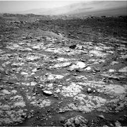 Nasa's Mars rover Curiosity acquired this image using its Right Navigation Camera on Sol 2039, at drive 252, site number 70