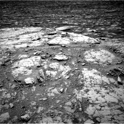 Nasa's Mars rover Curiosity acquired this image using its Right Navigation Camera on Sol 2039, at drive 258, site number 70
