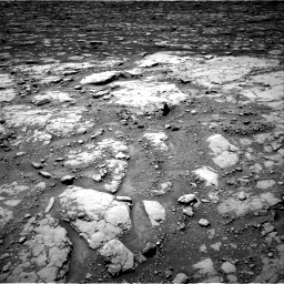 Nasa's Mars rover Curiosity acquired this image using its Right Navigation Camera on Sol 2039, at drive 282, site number 70
