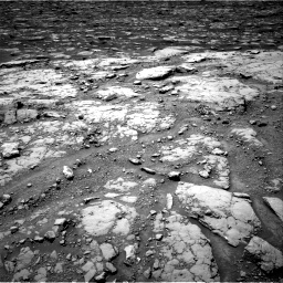Nasa's Mars rover Curiosity acquired this image using its Right Navigation Camera on Sol 2039, at drive 288, site number 70