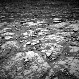 Nasa's Mars rover Curiosity acquired this image using its Right Navigation Camera on Sol 2039, at drive 324, site number 70