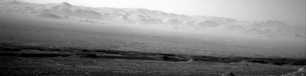 Nasa's Mars rover Curiosity acquired this image using its Right Navigation Camera on Sol 2039, at drive 552, site number 70