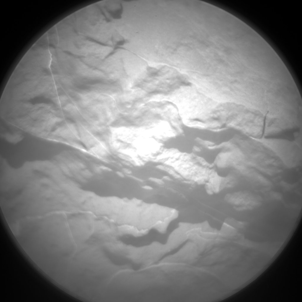 Nasa's Mars rover Curiosity acquired this image using its Chemistry & Camera (ChemCam) on Sol 2040, at drive 552, site number 70