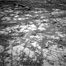 Nasa's Mars rover Curiosity acquired this image using its Left Navigation Camera on Sol 2040, at drive 552, site number 70