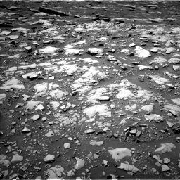 Nasa's Mars rover Curiosity acquired this image using its Left Navigation Camera on Sol 2040, at drive 642, site number 70