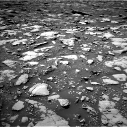 Nasa's Mars rover Curiosity acquired this image using its Left Navigation Camera on Sol 2040, at drive 684, site number 70