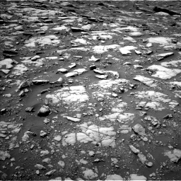 Nasa's Mars rover Curiosity acquired this image using its Left Navigation Camera on Sol 2040, at drive 702, site number 70