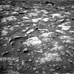 Nasa's Mars rover Curiosity acquired this image using its Left Navigation Camera on Sol 2040, at drive 720, site number 70