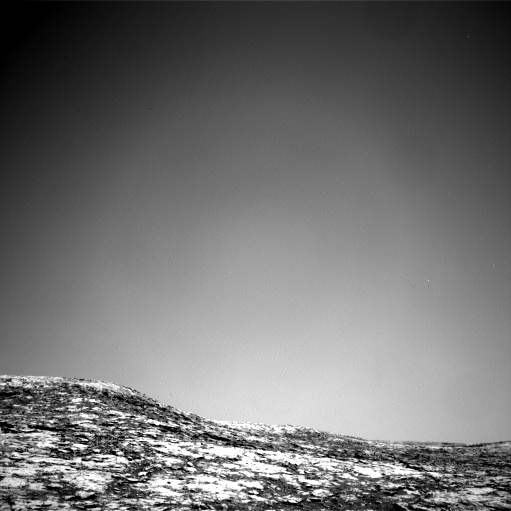 Nasa's Mars rover Curiosity acquired this image using its Right Navigation Camera on Sol 2040, at drive 552, site number 70