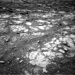 Nasa's Mars rover Curiosity acquired this image using its Right Navigation Camera on Sol 2040, at drive 582, site number 70