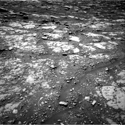 Nasa's Mars rover Curiosity acquired this image using its Right Navigation Camera on Sol 2040, at drive 588, site number 70