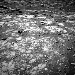 NASA's Mars rover Curiosity acquired this image using its Right Navigation Cameras (Navcams) on Sol 2040