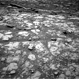 Nasa's Mars rover Curiosity acquired this image using its Right Navigation Camera on Sol 2040, at drive 606, site number 70