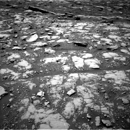 Nasa's Mars rover Curiosity acquired this image using its Right Navigation Camera on Sol 2040, at drive 618, site number 70