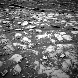 Nasa's Mars rover Curiosity acquired this image using its Right Navigation Camera on Sol 2040, at drive 630, site number 70