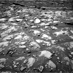 Nasa's Mars rover Curiosity acquired this image using its Right Navigation Camera on Sol 2040, at drive 636, site number 70