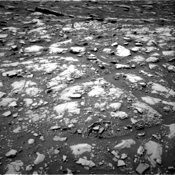 Nasa's Mars rover Curiosity acquired this image using its Right Navigation Camera on Sol 2040, at drive 642, site number 70