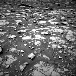 Nasa's Mars rover Curiosity acquired this image using its Right Navigation Camera on Sol 2040, at drive 654, site number 70