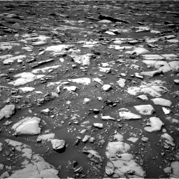 Nasa's Mars rover Curiosity acquired this image using its Right Navigation Camera on Sol 2040, at drive 684, site number 70