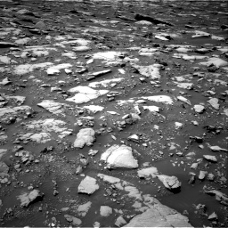 Nasa's Mars rover Curiosity acquired this image using its Right Navigation Camera on Sol 2040, at drive 690, site number 70
