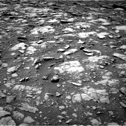 Nasa's Mars rover Curiosity acquired this image using its Right Navigation Camera on Sol 2040, at drive 708, site number 70