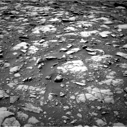 Nasa's Mars rover Curiosity acquired this image using its Right Navigation Camera on Sol 2040, at drive 714, site number 70
